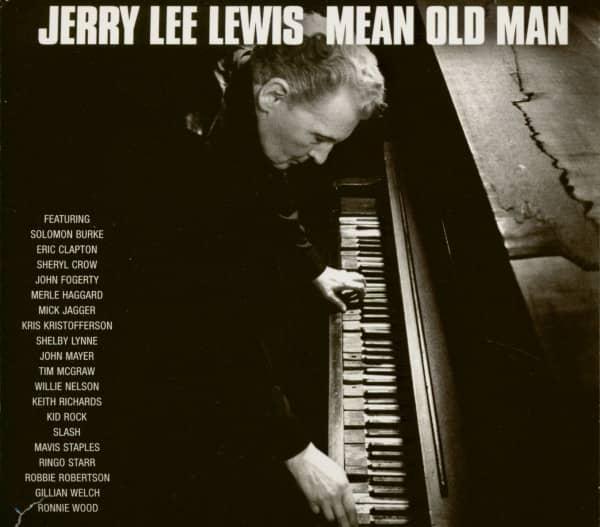 Mean Old Man (CD, Deluxe Edition, EU)