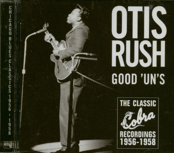 Good 'Uns - The Classic Cobra Recordings 1956-1958 (CD)