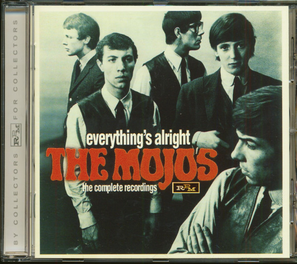 Everything's Alright (CD)