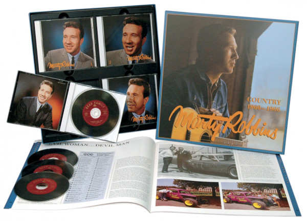 Country 1960-1966 (4-CD)