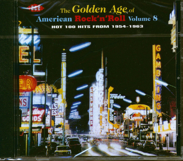 The Golden Age Of American Rock & Roll Vol.8 (CD)