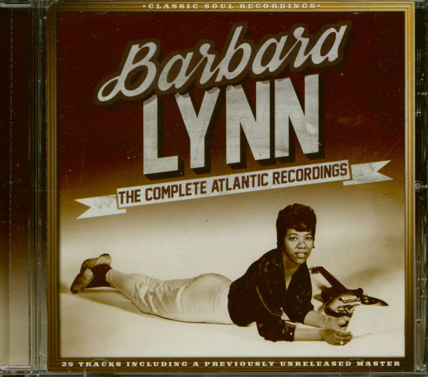 The Complete Atlantic Recordings (CD)