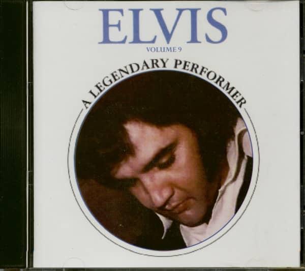 A Legendary Performer Vol.9 (CD)