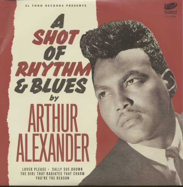 A Shot Of Rhythm And Blues (7inch, 33rpm, EP, PS, SC)