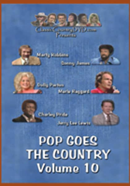 Vol.10, Pop Goes Country (1977)