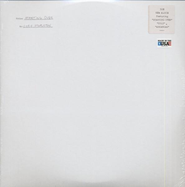 Starting Over (2-LP, 180g Vinyl)