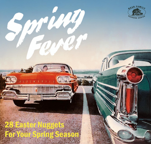 Spring Fever - 28 Easter Nuggets For Your Spring Season (CD)