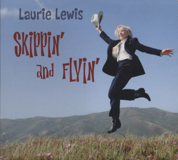 Lewis, Laurie Skippin' & Flyin' (2011)