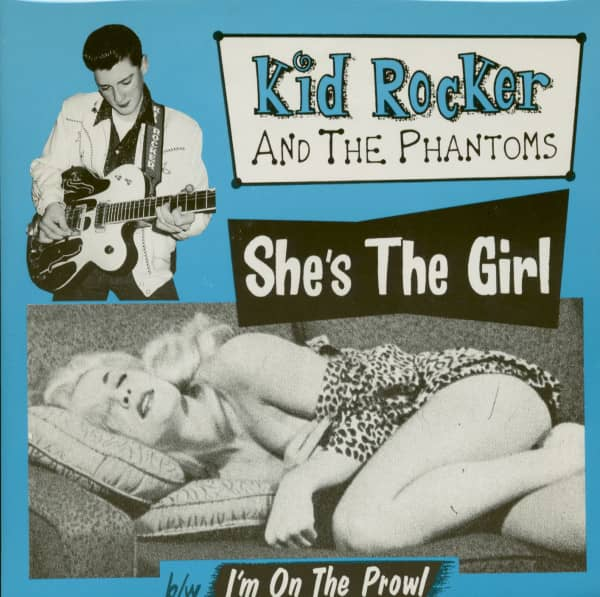 She's The Girl - I'm On The Prowl
