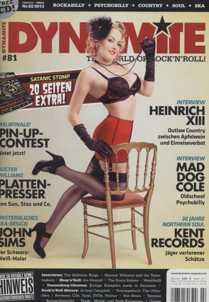 Nr.81 (2013-2) - Magazin & CD