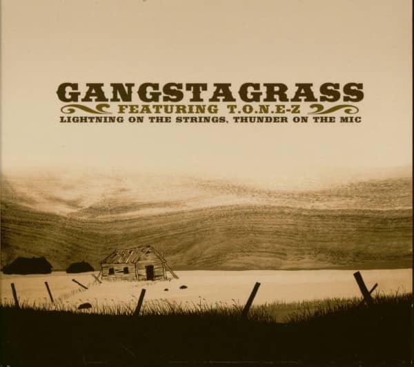 Lightning On The Strings Thunder (CD)