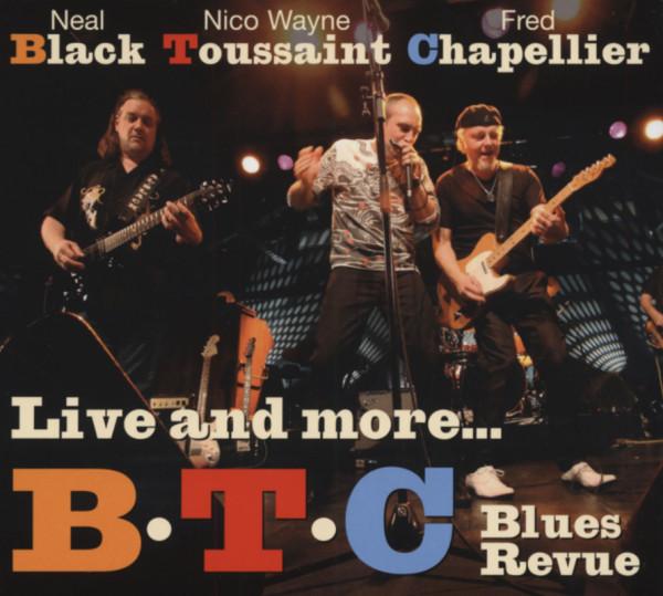 Btc Blues Revue Live And More (2-CD)