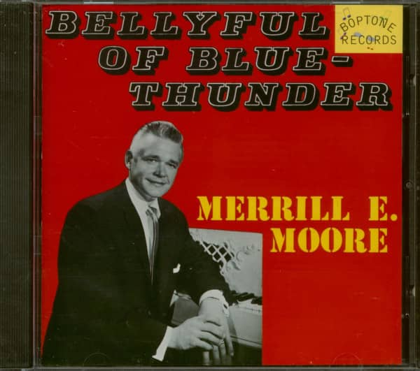 Bellyful Of Blue Thunder (CD)