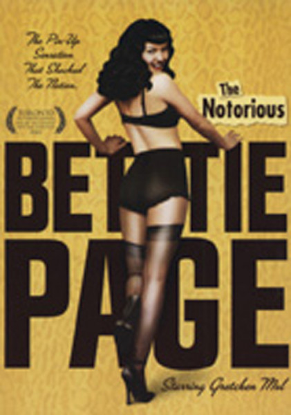 Page, Betty The Notorious Betty Page (HBO Movie)