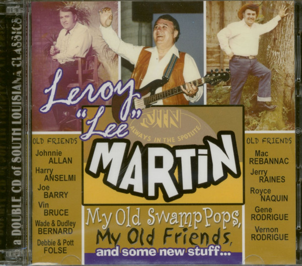 My Old Swamp Pops - My Old Friends (2-CD)