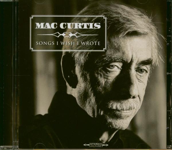 Songs I Wish I Wrote (CD)