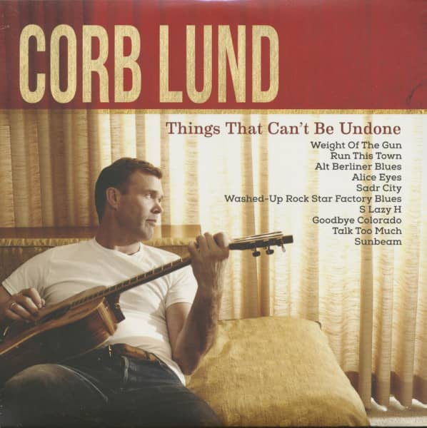 Things That Can't Be Undone (LP, 180g Vinyl)