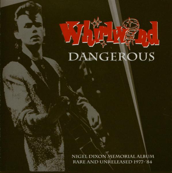Dangerous - Nigel Dixon Memorial Album (CD)