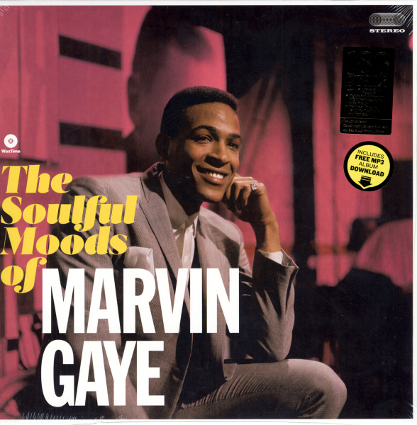 The Soulful Moods Of Marvin Gaye (180g-Limited Edition)