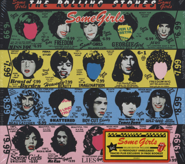 Some Girls (2011 Rmst.)...plus (2-CD Deluxe)