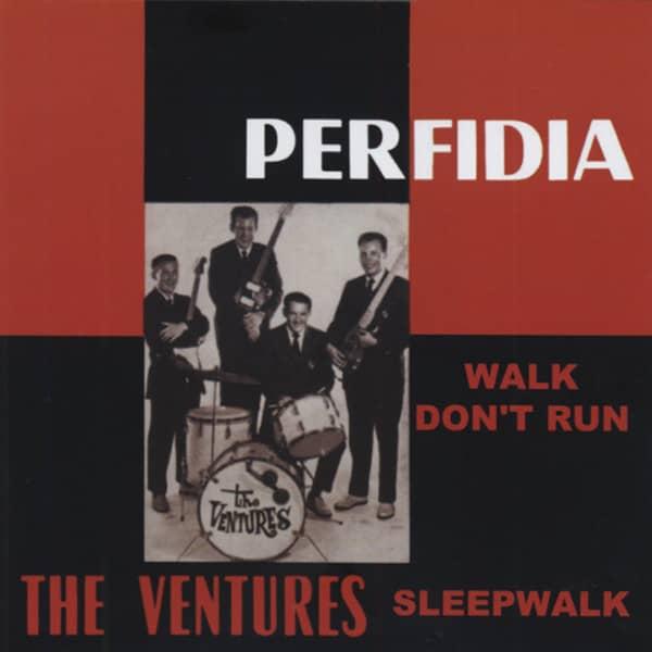 Ventures Walk Don't Run...plus