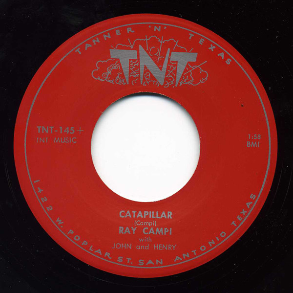 Catapillar - Play It Cool (7inch, 45rpm)