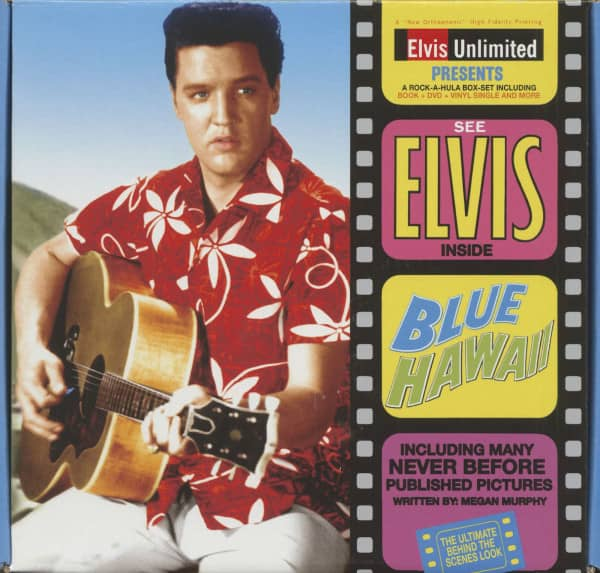 Inside Blue Hawaii - Box Set Limited Edition