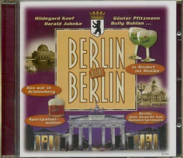 Berlin bleibt Berlin (CD)
