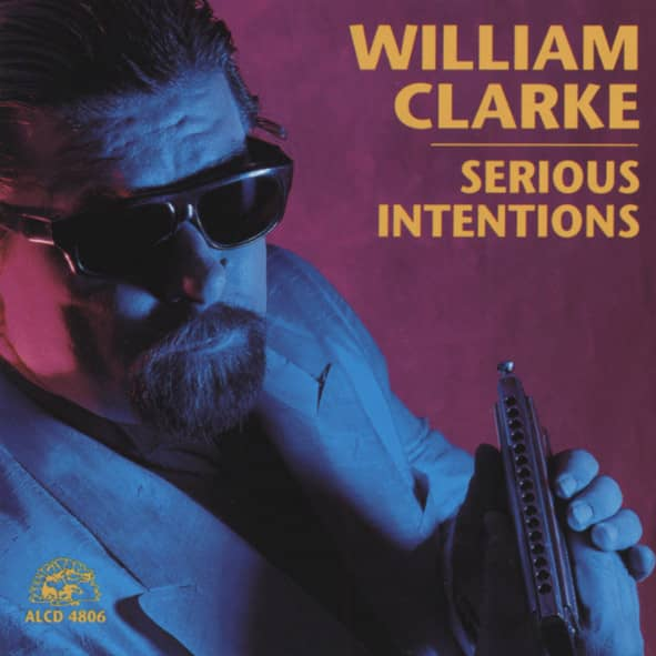 Clarke, William Serious Intentions