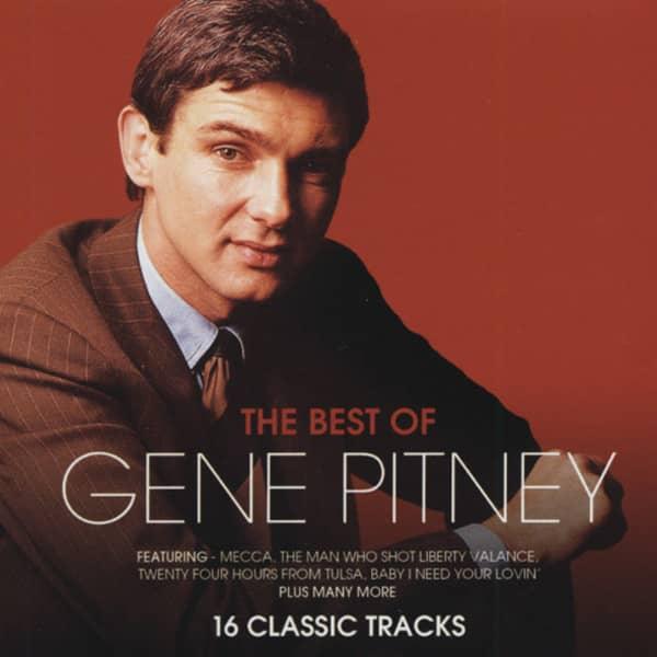 Pitney, Gene The Best Of - 16 Classic Tracks