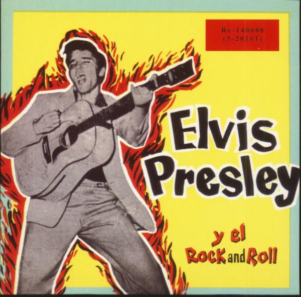 Elvis Presley Y El Rock And Roll (CD, EP, Ltd.)