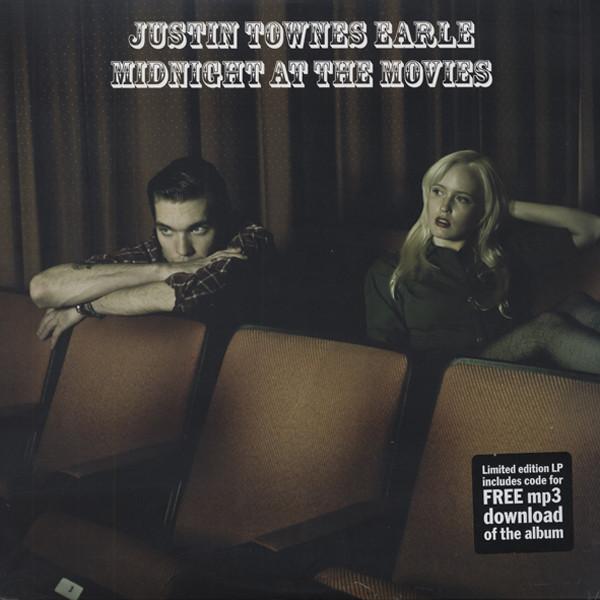 Earle, Justin Townes Midnight At The Movies (incl.MP3 bonus) Ltd.