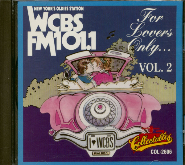 For Lovers Only Vol.2 (CD)