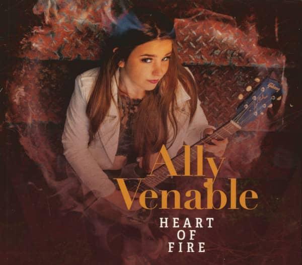Heart Of Fire (CD)