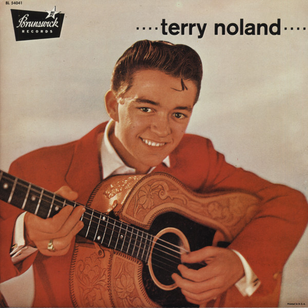 Terry Noland (1958) re Vinyl-LP