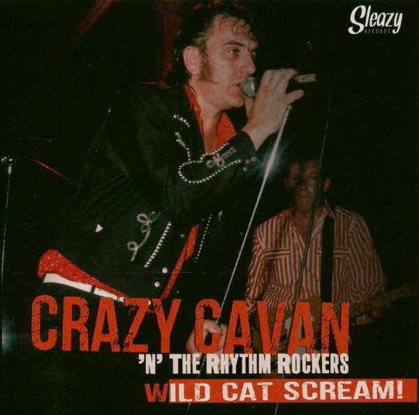Wild Cat Scream (6x7inch EP Box, 45rpm, Ltd.)