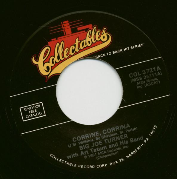 Corrine, Corrina - Blues On Central Avenue (7inch, 45rpm)