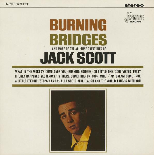 Burning Bridges (LP)