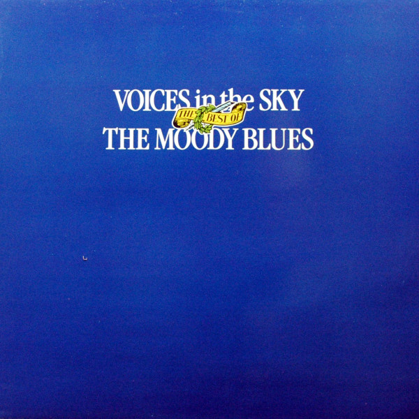 Voices In The Sky - The Best Of Moody Blues (1984 Vinyl-LP)
