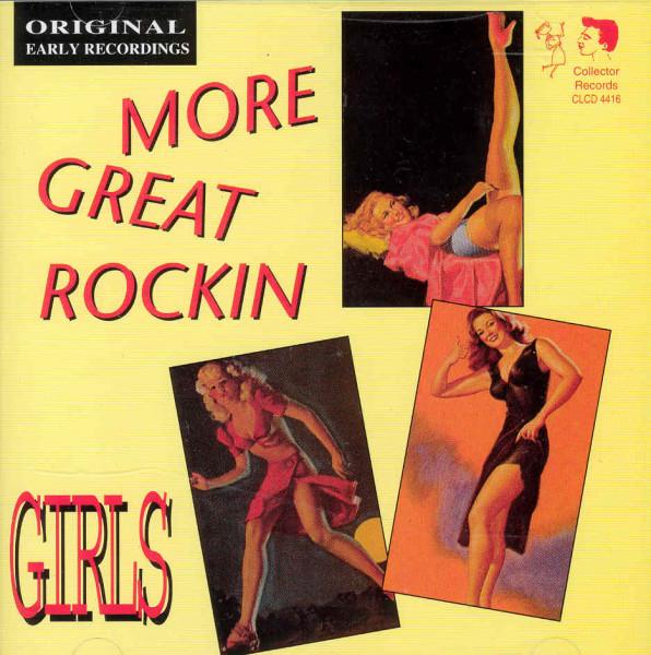 More Great Rockin' Girls