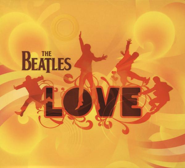 Beatles Love CD&Audio DVD - Limited Digipac