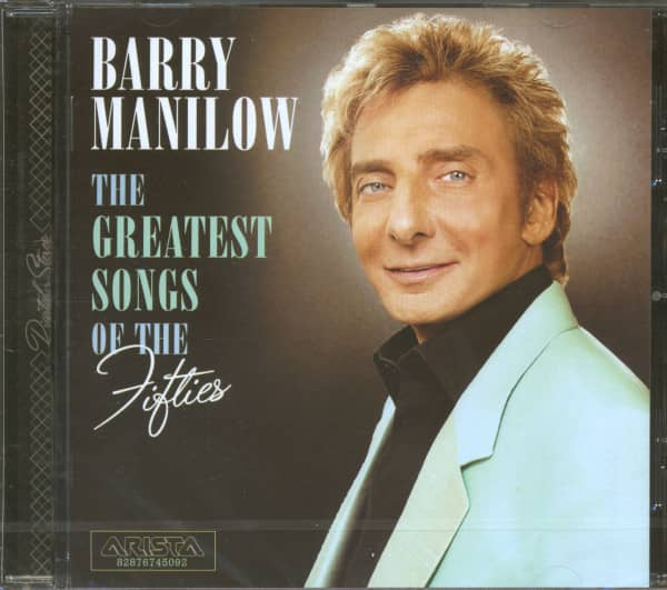 The Greatest Songs Of The Fifties (CD)