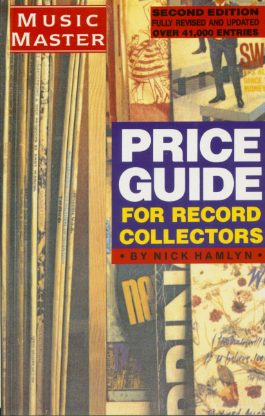 Music Master: Price Guide for Record Collectors