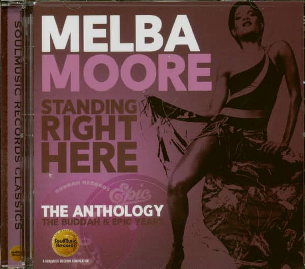 Standing Right Here - The Anthology (2-CD)