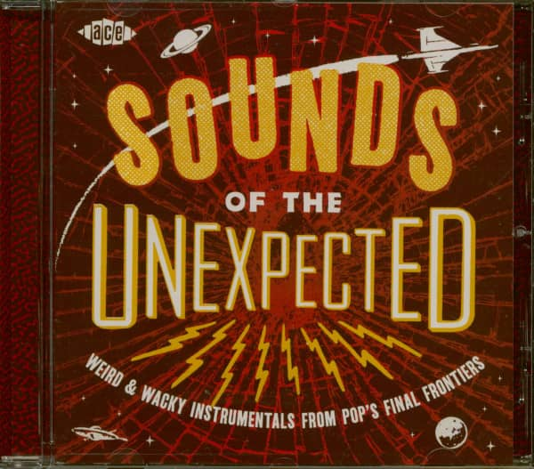 Sounds Of The Unexpected (CD)