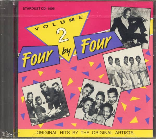 Four By Four Vol.2 (CD)