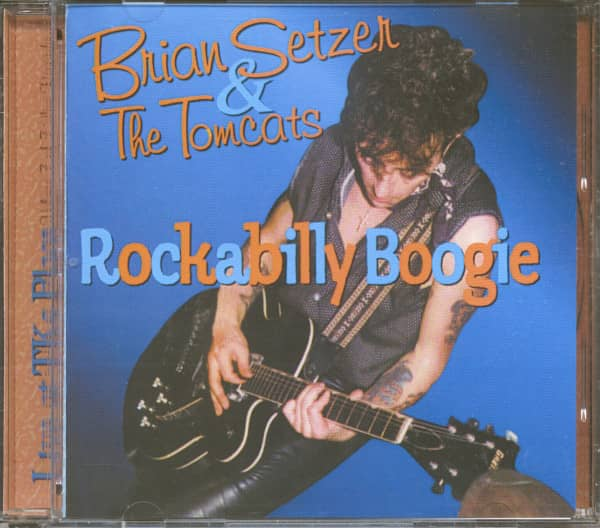 Rockabilly Boogie - Live At TK's Place, October 10, 1980 (CD)