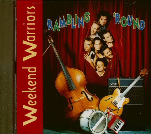 Rambling `Round (CD Album)