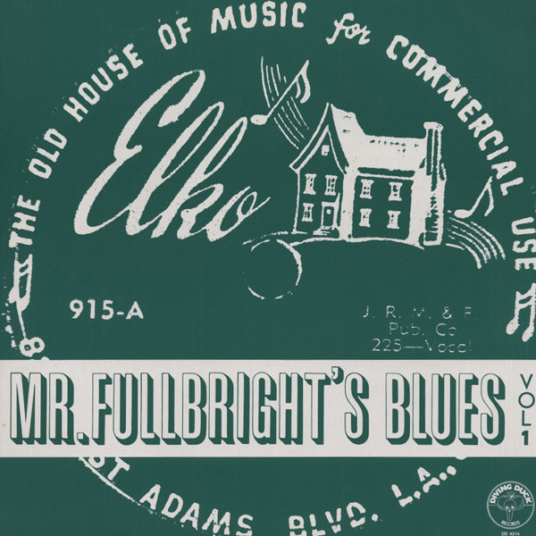 Va Mr.Fulbrights Blues Vol.1