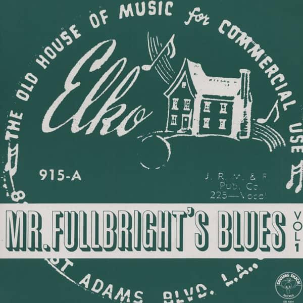 Va Mr.Fulbrights Blues Vol.1